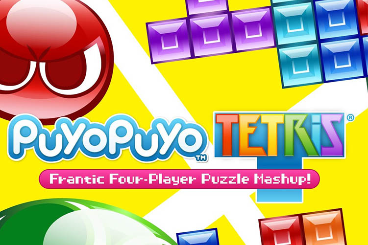 Puyo Puyo Tetris tuytor game for nintendo