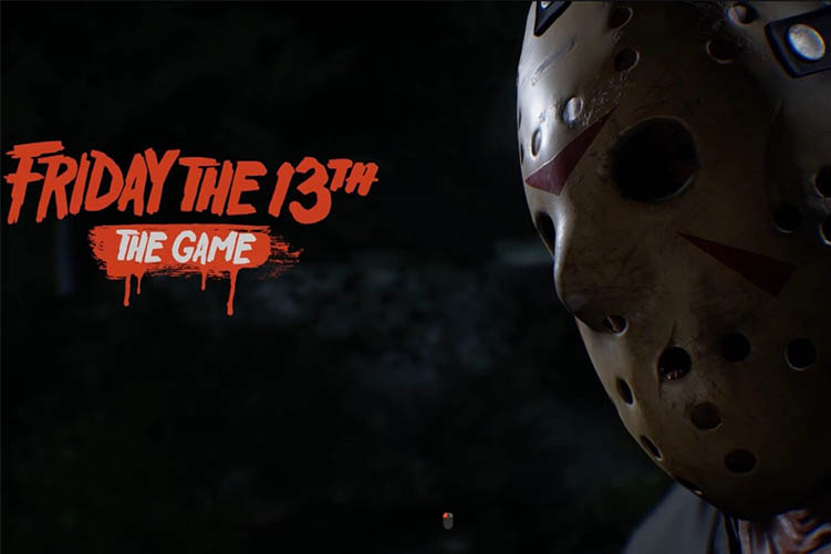 Friday 13th The Game JASON KILE