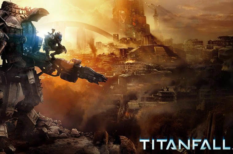 Titanfall xbox game sanook
